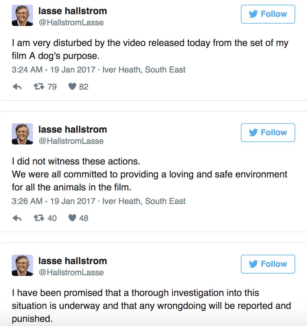 Hallstrom Twitter